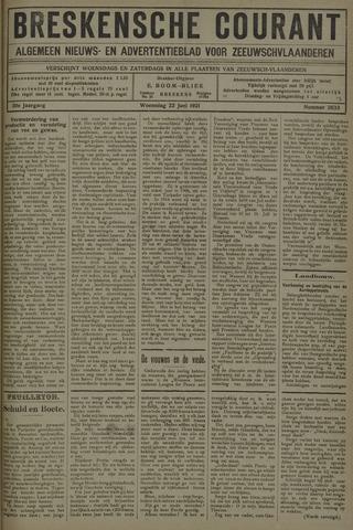 Breskensche Courant 1921-06-22