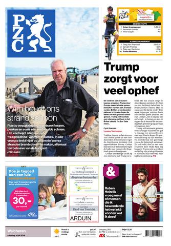 Provinciale Zeeuwse Courant 2018-07-14