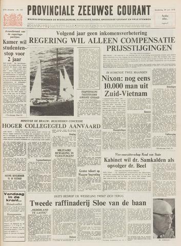 Provinciale Zeeuwse Courant 1972-06-29