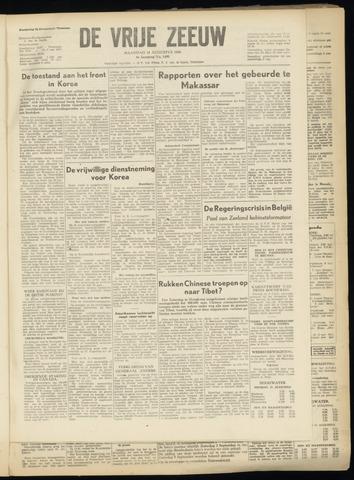 de Vrije Zeeuw 1950-08-14