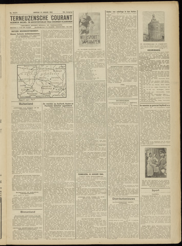 Ter Neuzensche Courant. Algemeen Nieuws- en Advertentieblad voor Zeeuwsch-Vlaanderen / Neuzensche Courant ... (idem) / (Algemeen) nieuws en advertentieblad voor Zeeuwsch-Vlaanderen 1944-01-18
