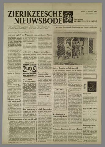 Zierikzeesche Nieuwsbode 1965-11-23