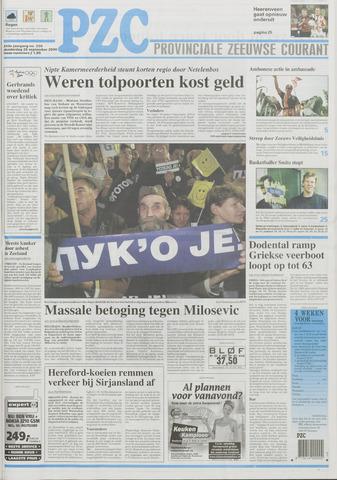 Provinciale Zeeuwse Courant 2000-09-28