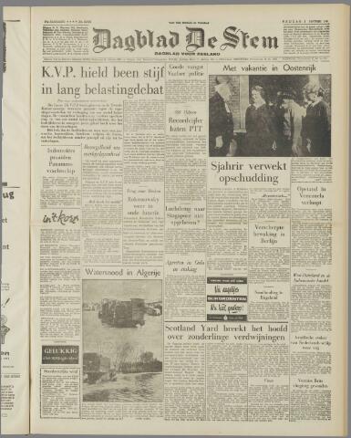 de Stem 1958-01-03