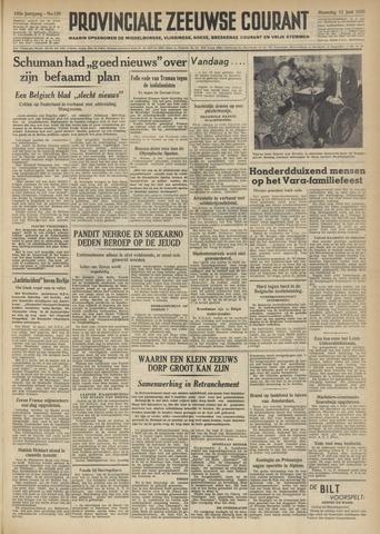 Provinciale Zeeuwse Courant 1950-06-12