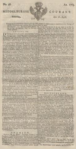 Middelburgsche Courant 1763-04-16