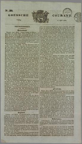 Goessche Courant 1834-04-11