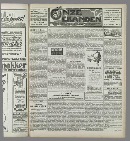 Onze Eilanden 1927-10-15