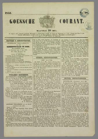 Goessche Courant 1852-05-10