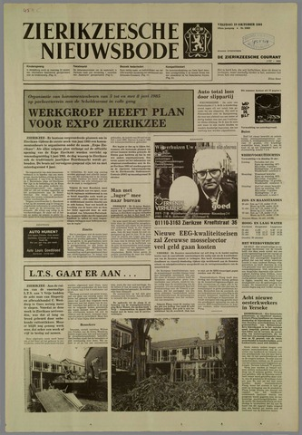 Zierikzeesche Nieuwsbode 1984-10-19