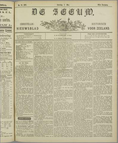De Zeeuw. Christelijk-historisch nieuwsblad voor Zeeland 1897-05-01