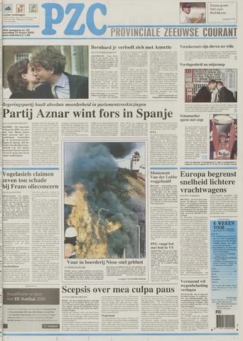 Provinciale Zeeuwse Courant 2000-03-13