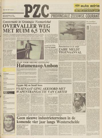 Provinciale Zeeuwse Courant 1978-05-17