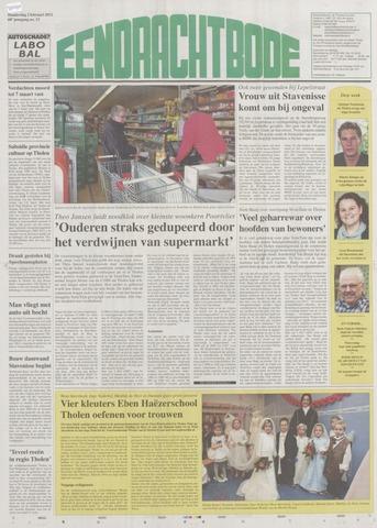 Eendrachtbode (1945-heden)/Mededeelingenblad voor het eiland Tholen (1944/45) 2012-02-02