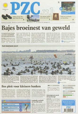 Provinciale Zeeuwse Courant 2009-05-25