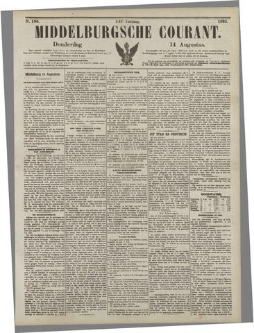 Middelburgsche Courant 1902-08-14