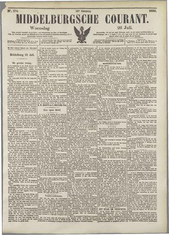 Middelburgsche Courant 1899-07-26