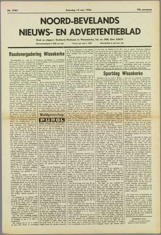 Noord-Bevelands Nieuws- en advertentieblad 1956-05-12