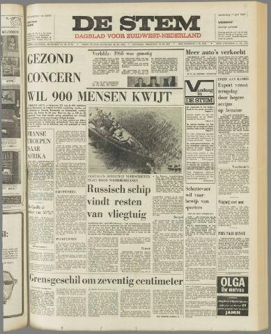 de Stem 1969-04-17