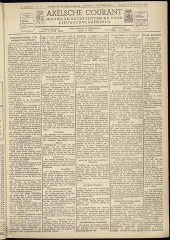 Axelsche Courant 1946-11-06