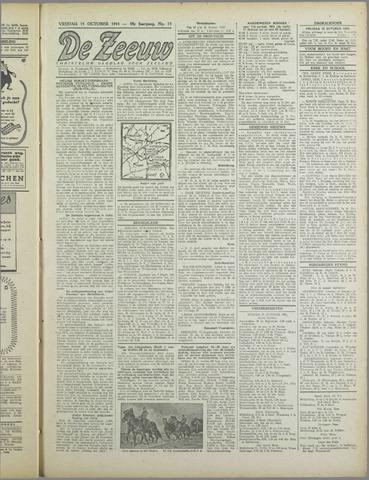De Zeeuw. Christelijk-historisch nieuwsblad voor Zeeland 1943-10-15