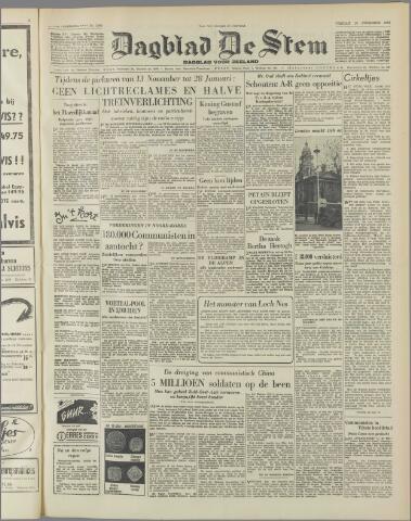 de Stem 1950-11-10