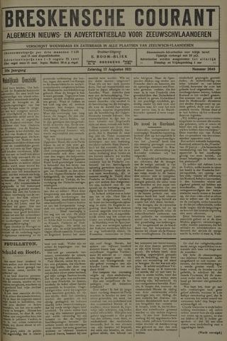 Breskensche Courant 1921-08-13
