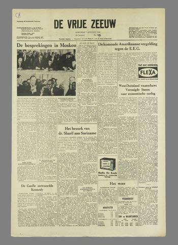 de Vrije Zeeuw 1963-08-07