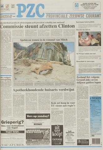 Provinciale Zeeuwse Courant 1998-12-12
