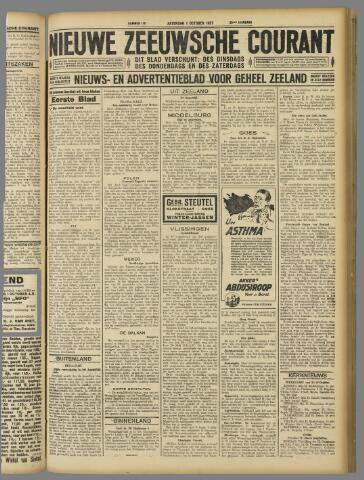 Nieuwe Zeeuwsche Courant 1927-10-01