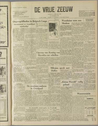de Vrije Zeeuw 1959-01-06