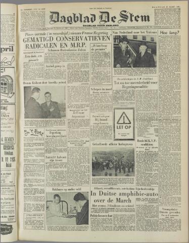 de Stem 1952-03-10