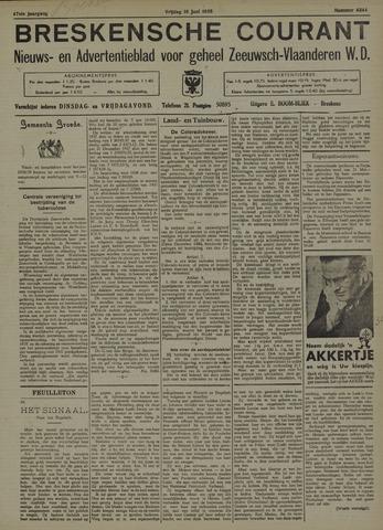 Breskensche Courant 1938-06-10