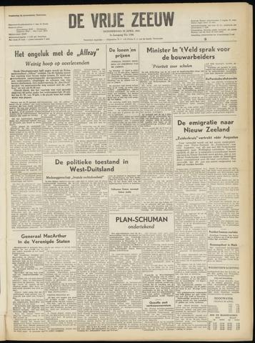 de Vrije Zeeuw 1951-04-19