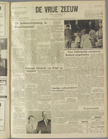 de Vrije Zeeuw 1961-09-22