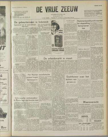 de Vrije Zeeuw 1958-04-10