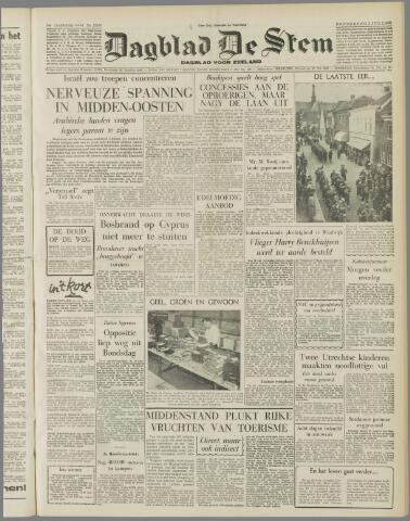 de Stem 1956-07-05