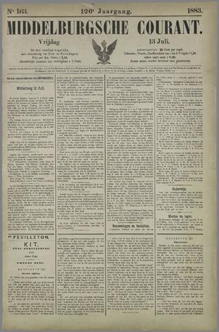 Middelburgsche Courant 1883-07-13