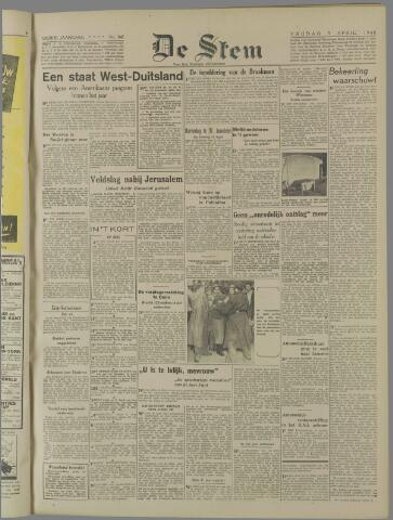 de Stem 1948-04-09