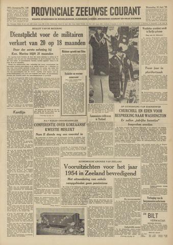 Provinciale Zeeuwse Courant 1954-06-16