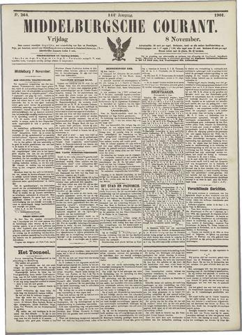 Middelburgsche Courant 1901-11-08