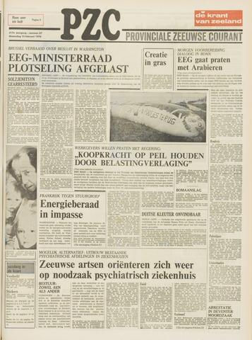 Provinciale Zeeuwse Courant 1974-02-13