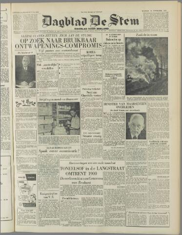 de Stem 1951-11-20