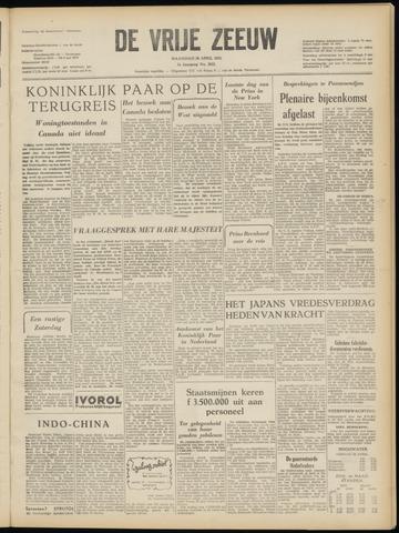 de Vrije Zeeuw 1952-04-28