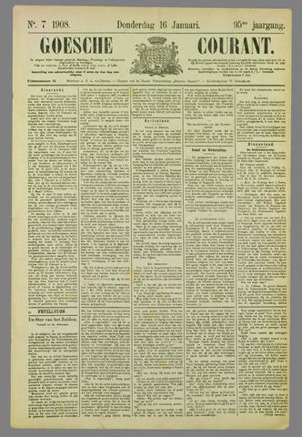 Goessche Courant 1908-01-16