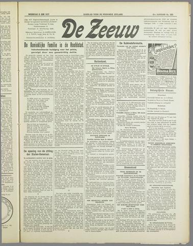 De Zeeuw. Christelijk-historisch nieuwsblad voor Zeeland 1937-06-09