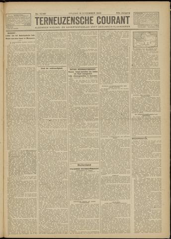 Ter Neuzensche Courant. Algemeen Nieuws- en Advertentieblad voor Zeeuwsch-Vlaanderen / Neuzensche Courant ... (idem) / (Algemeen) nieuws en advertentieblad voor Zeeuwsch-Vlaanderen 1942-12-18