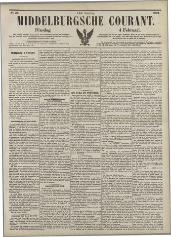 Middelburgsche Courant 1902-02-04