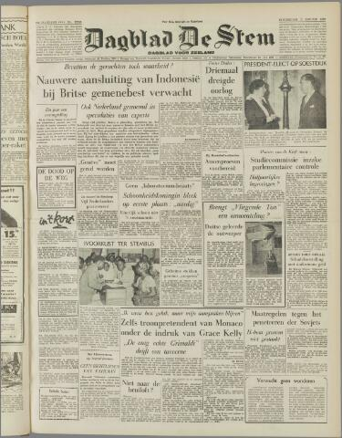 de Stem 1956-01-12