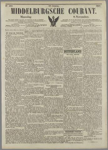 Middelburgsche Courant 1897-11-08
